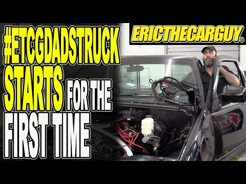 #ETCGDadsTruck Starts For The First Time (With Special Guests)