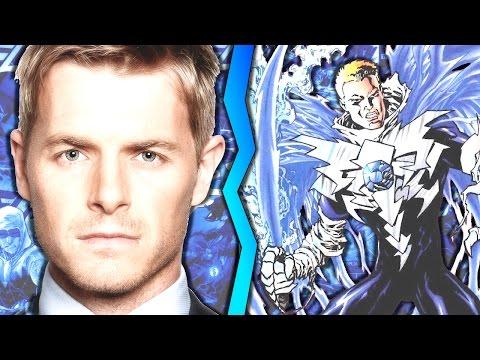 Flash Season 3 - Eddie Thawne Villain Cobalt Blue Theory Explained // Friends of Enemies Gaming