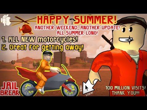 Roblox Jailbreak Motorcycle REVIEW!!!