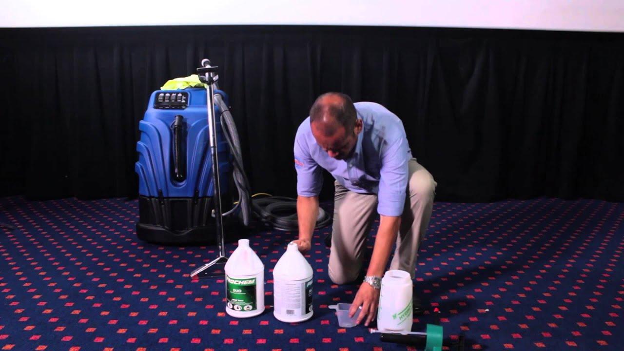 Proceso Profesional de Limpieza de Alfombras  YouTube
