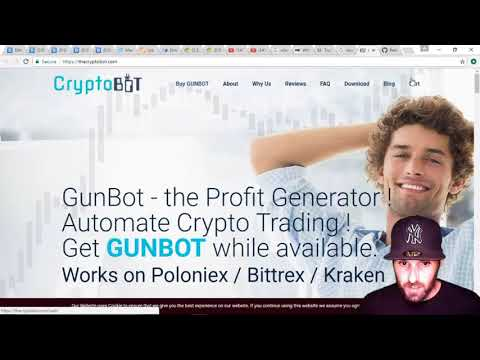 Installing GunBot Crypto Trading Bot And What To Know