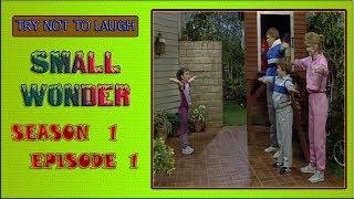 Video Small Wonder English Drama I Season 1 Episode 1 download MP3, 3GP, MP4, WEBM, AVI, FLV November 2018