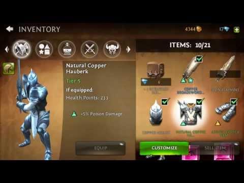 Dungeon Hunter 4 : Warmage Academy