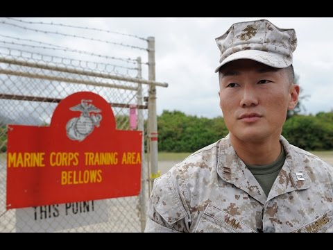 Capt. Alex Lim of U.S. Marine Corps, May 17
