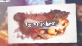 Top 20 Laner Max Lầy Cân Luôn Đối Thủ Dù Chỉ Còn Ít Máu - Liên Minh Huyền Thoại