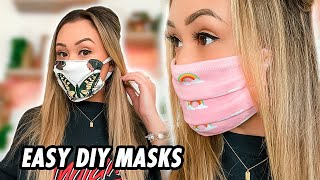 How To Make a Mask At Home: 3 Easy DIY Masks