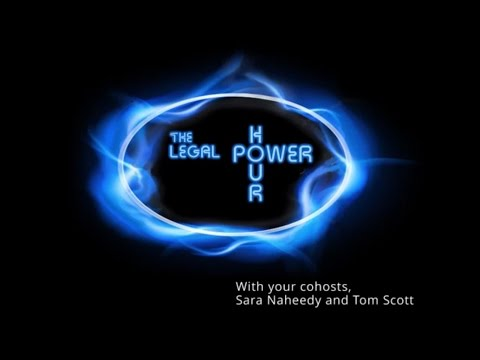 The Legal Power Hour - with Guest: Bill Scheidler