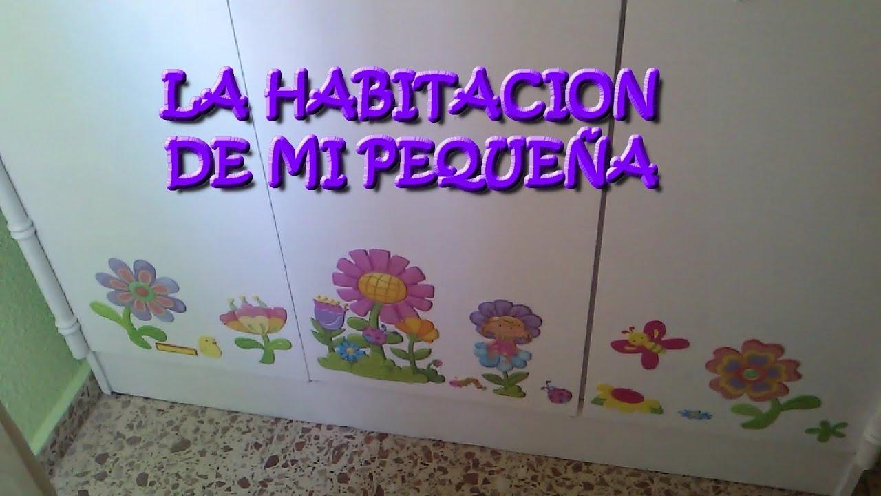Habitaci n de beb ni a youtube - Habitacion de bebe nina ...