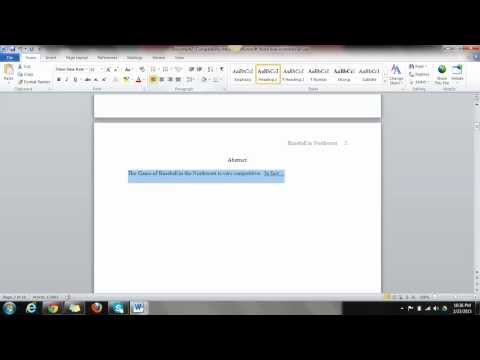 Essay writing using references