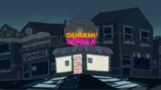 "Horror Story ANIMATED - ""I Used to Work the Graveyard Shift at Dunkin"