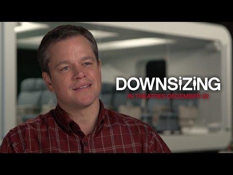 Downsizing (2017) -