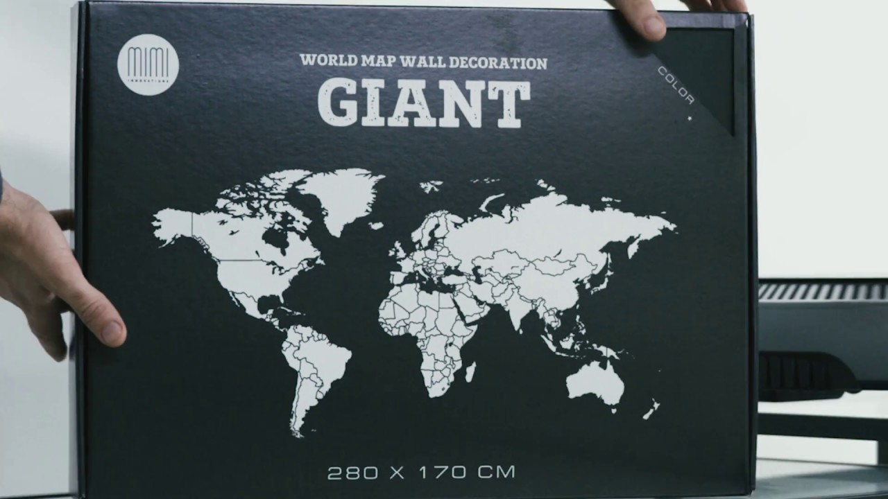 World Map Wall Decoration GIANT on giant world map mural, giant wall compass, giant detailed world map, wall size world map, ikea wall world map, giant laminated world maps, giant wall numbers, modern wall world map, wall sticker world map,