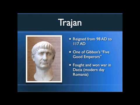 The Decline and Fall of the Roman Empire Chapter 1 Part 2