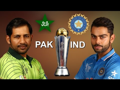 ICC Champions Trophy 2017 : India vs Pakistan 4th Match Indian Playr - HUNGAMA