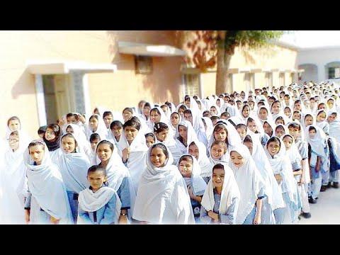 Govt: Saint Joseph High School Larkana. Metric class Students 2015