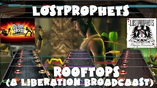Lostprophets - Rooftops (A Liberation Broadcast) - @GuitarHero World Tour Expert Full Band