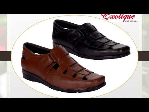 Exotique Men's Formal Sandal (EX0058)