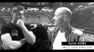 Backstage Academy Student: On Tour With MUSE