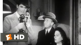 His Girl Friday (1940) - Hiring a Poet Scene (10/12) | Movieclips