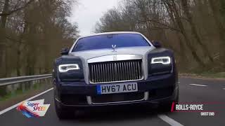 Test: Rolls-Royce Ghost EWB 2018