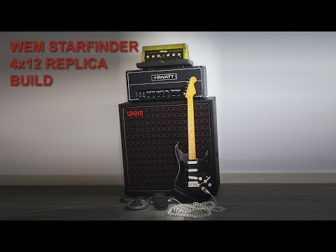 WEM Starfinder 4x12 Replica Build
