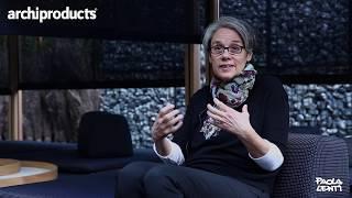 FuoriSalone 2019 | PAOLA LENTI racconta i colori ed i materiali delle nuove collezioni