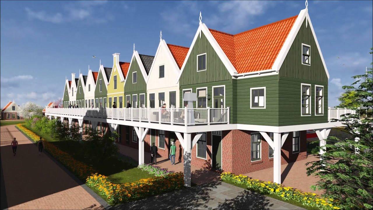 Inrichting vervoort appartementen blok 2 marina resort for Amsterdam poort