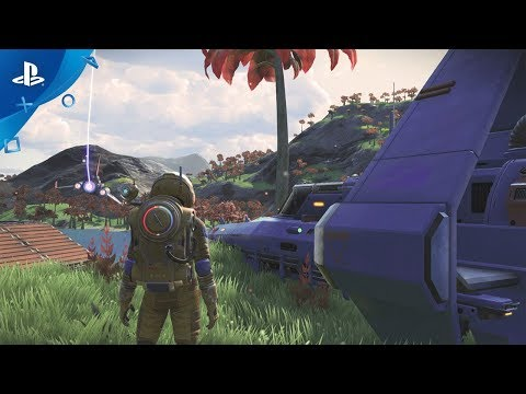 No Man's Sky - NEXT Trailer | PS4
