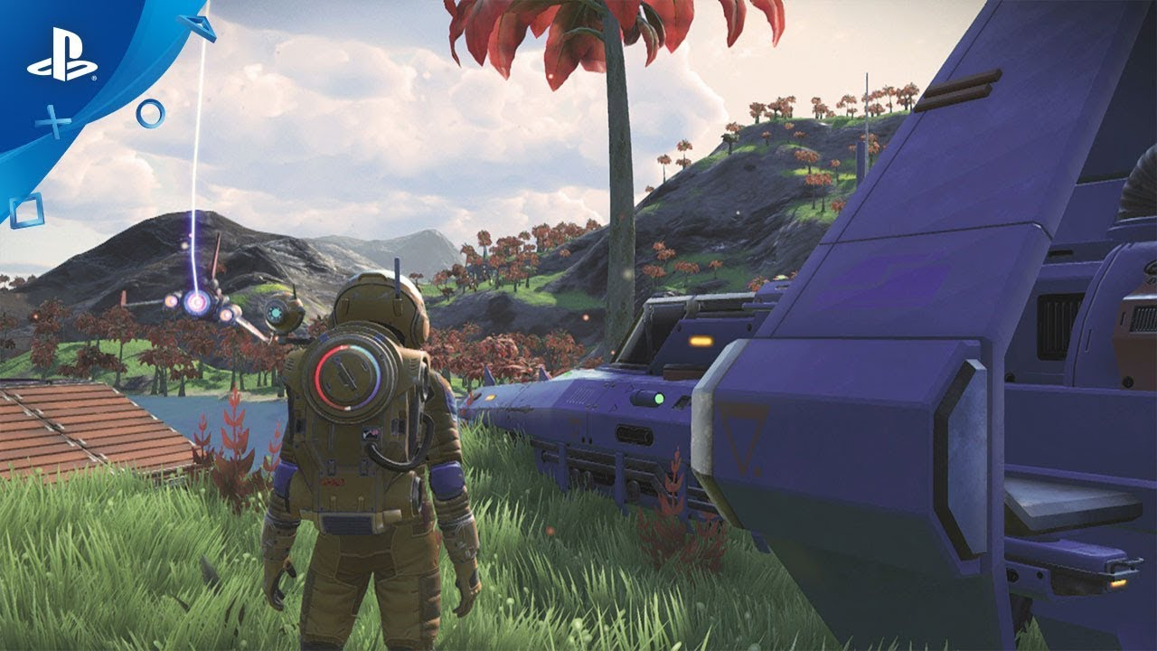 No Man's Sky' finally delivers the grand adventure we were