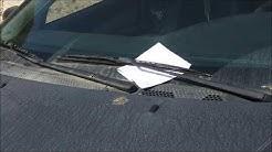 Do Parking Tickets Affect Car Insurance