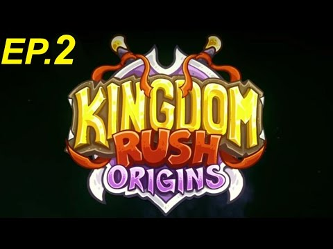Kingdom Rush Origins Walkthrough- EP2: The High Cross (Gameplay, tips and tactic) all chalenges