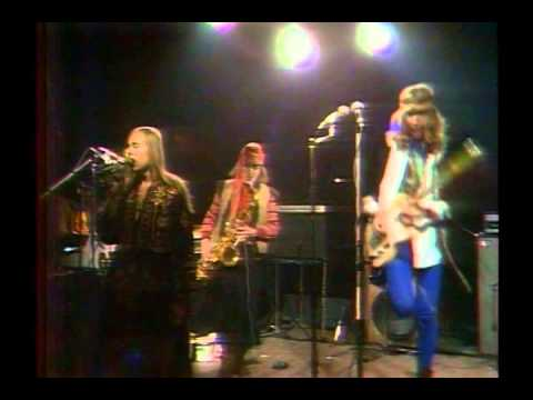 Gong-Never Fight Another War (French TV 1971)