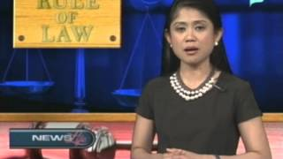 Gambar cover Rule of Law: Tackles swindling and estafa