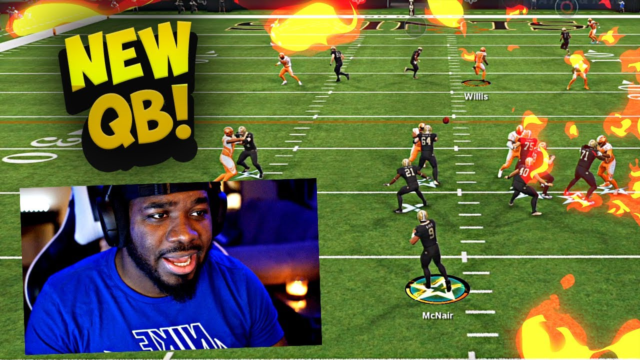 I FINALLY CHANGED MY QB THIS ABILITY IS CRAZY UNSTOPPABLE! MADDEN 21