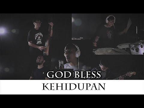 "God Bless - Kehidupan Cover by Sanca Records ft. Edy ""Stinky"" X Aji Wahyu"