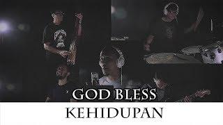 God Bless - Kehidupan Cover by Sanca Records ft. Edy Stinky X Aji Wahyu