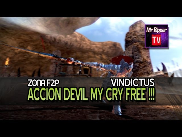 ZONA FREE TO PLAY // VINDICTUS // ACCION ESTILO DEVIL MAY CRY. Videos De Viajes