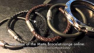 5 of our Mens Bracelets Online at Minor Detail. Thumbnail