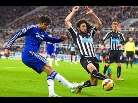 Goal Pedro - Chelsea vs Newcastle 5-1 - 13/02/2016