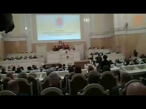 Александр Беглов приносит присягу – прямая трансляция