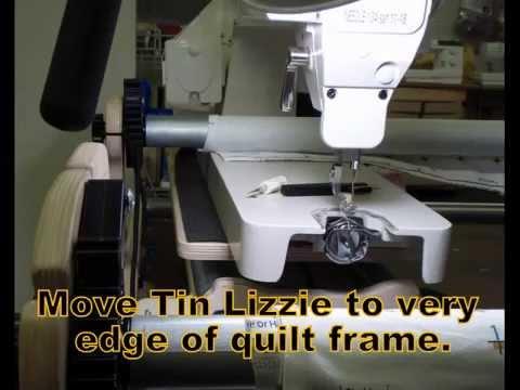 Sewing machine tension and loop adjustment