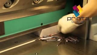 Гильотина (резак) Perfecta 76 UC. Оборудование типографии Принта групп.(, 2015-11-19T23:26:38.000Z)