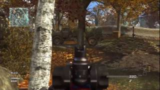 CoD MW3: Liberation First Impressions (MW3 Gameplay/Commentary) Thumbnail