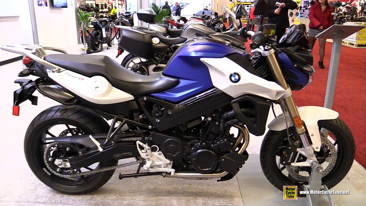 2016 Bmw F800r Walkarond 2016 Montreal Motorcycle Show Youtube