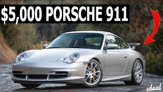 Why Magnus Walker Bought The Cheapest And Most Hated Porsche 911