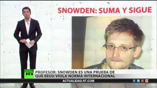 """Edward Snowden: """"EE.UU. lleva años espiando a China y Hong Kong"""""""