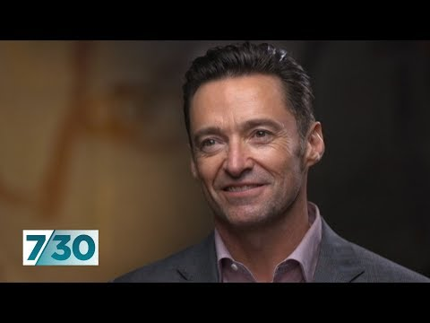Hugh Jackman interview on The Greatest Showman, theatre and his new production | 7.30
