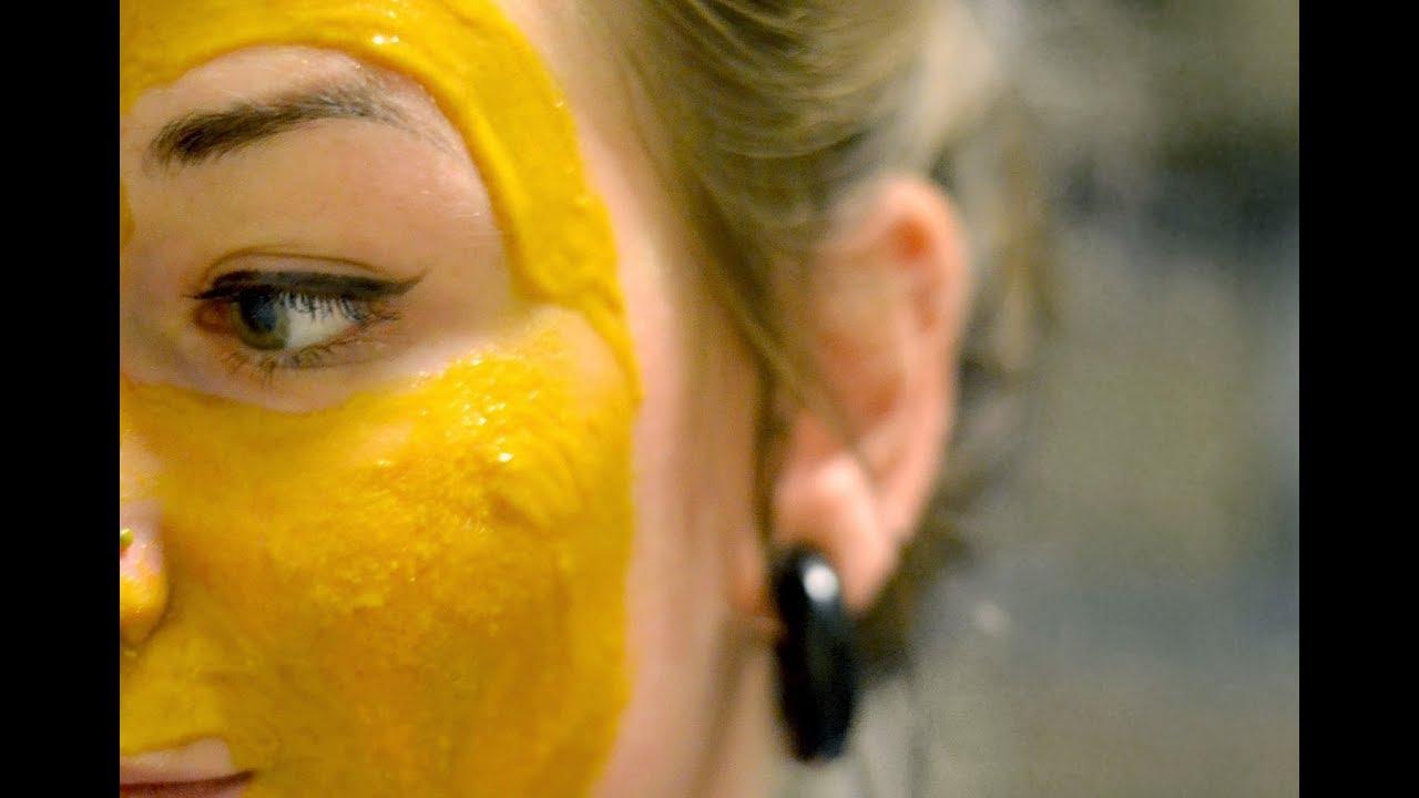 Mặt nạ tinh bột nghệ sữa chua giúp trị mụn triệt để