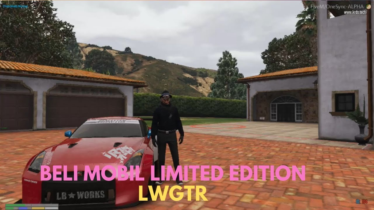 Beli Mobil Limited Edition Gta V Roleplay Youtube