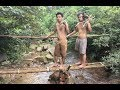 Primitive Technology  The Bridge Construction